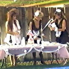 """FB-115  """"WHITE WEDDING""""  (49 minutes)"""