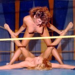 "GGC-185  ""MORE TOPLESS TUSSLES""  (57 minutes)"