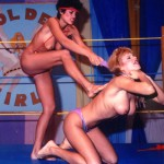 """GGC-188 """"NEWCOMERS BARE BREASTED BATTLES""""  (54 minutes)"""