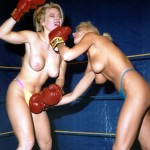 """GGC-215   """"BARE BOXING BRUTALITY""""   (48 minutes)"""