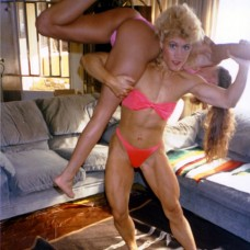 """GGC-216   """"TOPLESS DOMINATION BRUTALITY""""   (60 minutes)"""